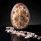 Daisies Chocolate Little Egg Mould