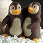 Penguins in pairs mould