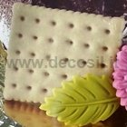 GOLD Biscuit mould