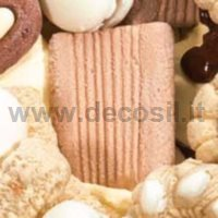 STRIPED Biscuits mould