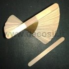 Wooden Stick for decoStick silicone moulds