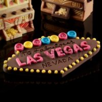 Ensign of Las Vegas silicone mould