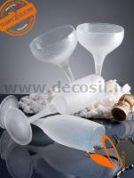 Champagne glass mould