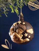 Christmas Bauble - Little Angel mould