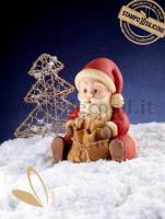 Santa Claus Sitting chocolate mould