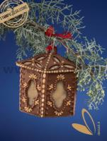 Christmas Hanging Ornament Lantern Mould