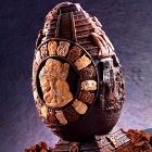 Maya Big Egg Mould
