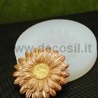 Gerbera Big Daisy two petals mould
