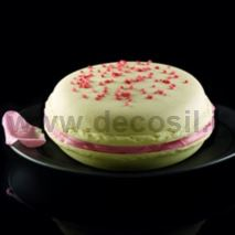 Big French Macaron or Big French Amaretto Mould