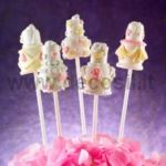Wedding Cake Lollipop mould