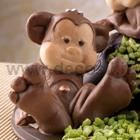Monkey Sitting mould