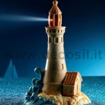 Lighthouse LINEAGUSCIO Mould