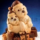 Chocolate Puppies LINEAGUSCIO Bell Mould