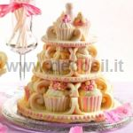 Cupcakes Bell Chocolate Easter Mould