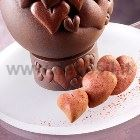 Hearts Egg Holder mould