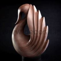 Cygnus Chocolate Easter Egg LINEAGUSCIO Mould