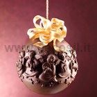 Musician Angels Chocolate Christmas Ball LINEAGUSCIO Mould