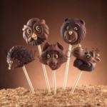 decoStick Wood Chocolate Lollies Mould