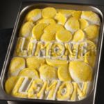 Lemon Ice Cream Tablet mould