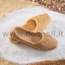 Arabic Woman Shoe mould