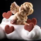 Angel Cherub Mould