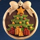 Pendant Christmas Tree mould