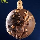 Christmas Bauble - Reindeer Mould