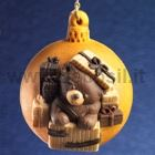 Christmas Bauble - Teddy Bear Mould