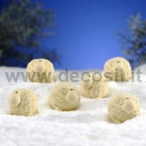 Big Funny Sheeps-shaped mould