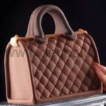 Handbag Bauletto chocolate mould