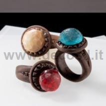 Woman's Ring + Diamond Mould